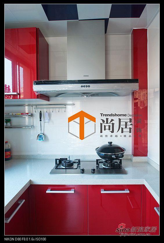 简约 三居 厨房图片来自用户2737786973在旭日上城三室两厅84的分享