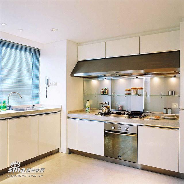 简约 跃层 厨房图片来自用户2737950087在风格大气,清新,值得回味的作品!的分享