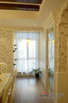 田园 简约 其他 客厅 小资 唯美 温馨 背景墙图片来自用户2737946093在5万富力阳光80平田园2居室54的分享