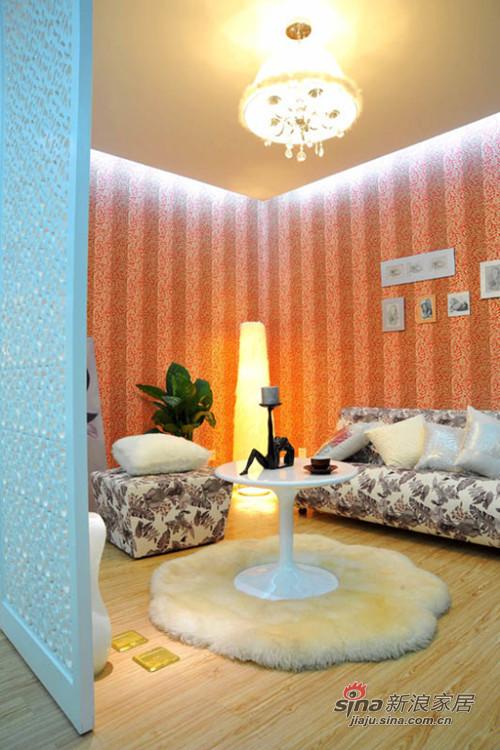 欧式 公寓 客厅图片来自用户2746953981在43平神奇欧式豪宅56的分享