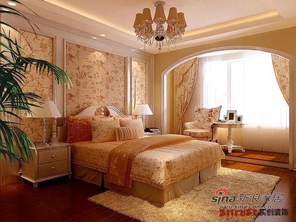 简约 三居 卧室图片来自用户2737782783在6.9万打造115平时尚3居室84的分享