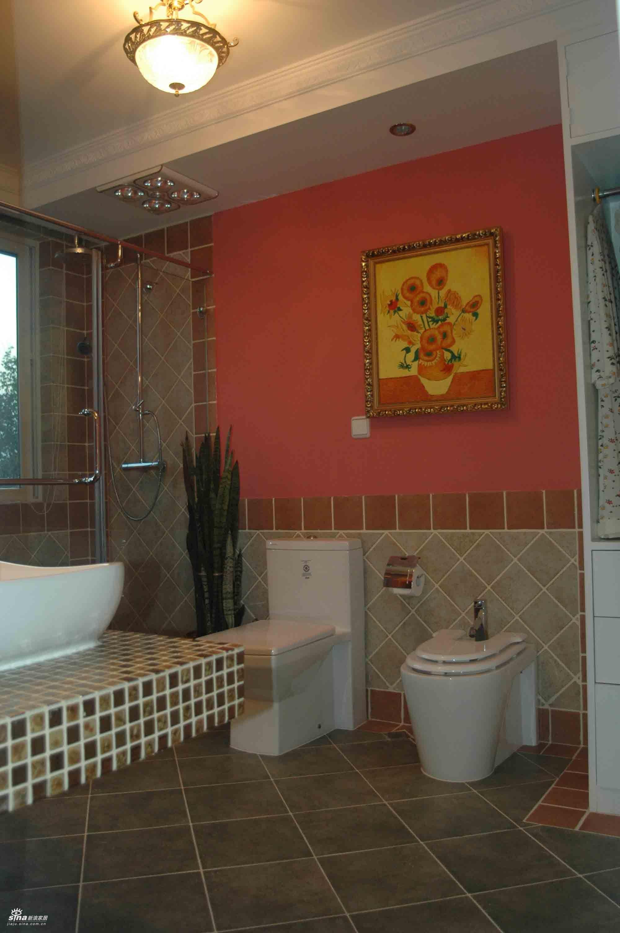 其他 别墅 卫生间图片来自用户2557963305在康城53的分享