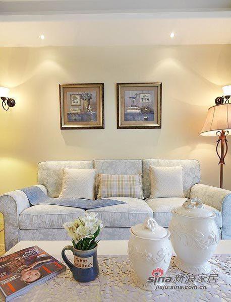 北欧 三居 客厅图片来自用户1903515612在6.4万半包98平北欧清新田园3居15的分享