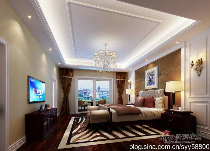 欧式 别墅 卧室图片来自用户2772856065在我的专辑868004的分享