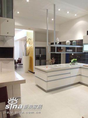 简约 别墅 厨房图片来自用户2558728947在现代简约风格的别墅19的分享