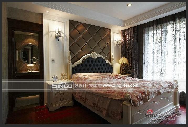 其他 四居 卧室图片来自用户2557963305在优雅尊贵的现代欧式风格94的分享