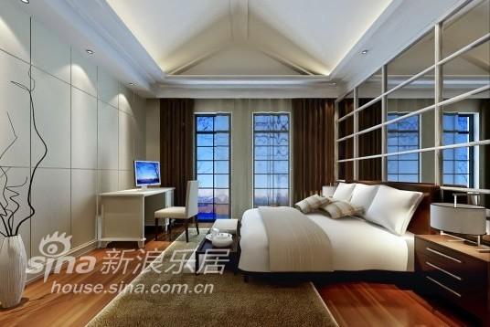 简约 别墅 卧室图片来自用户2737950087在宁静张扬86的分享