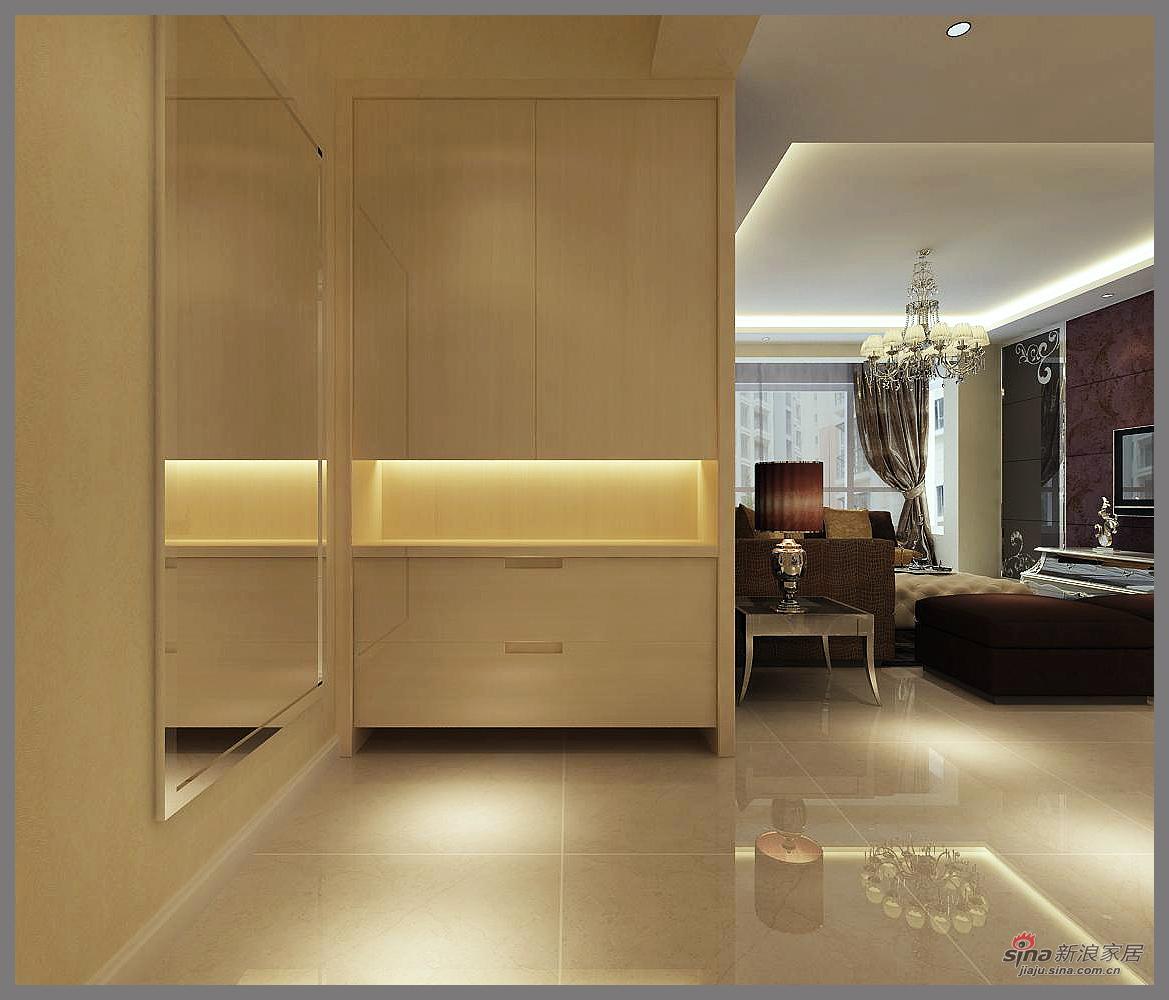 简约 三居 客厅图片来自用户2557010253在中海国际简约现代装32的分享