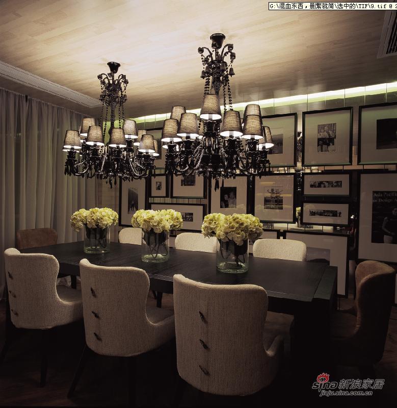 简约 别墅 餐厅图片来自用户2557010253在紫玉山庄87的分享