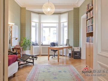 150平北欧精致混搭风格公寓 稳重不失温馨79