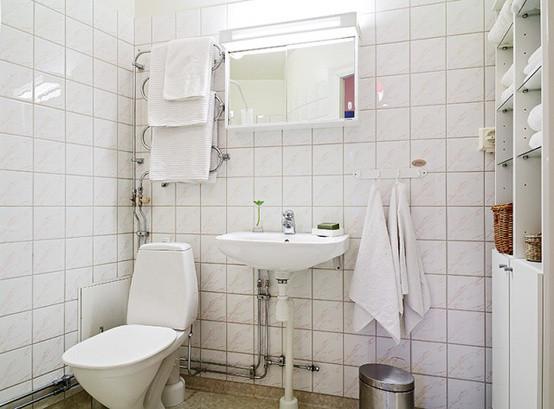 75.7平米的明亮素雅公寓
