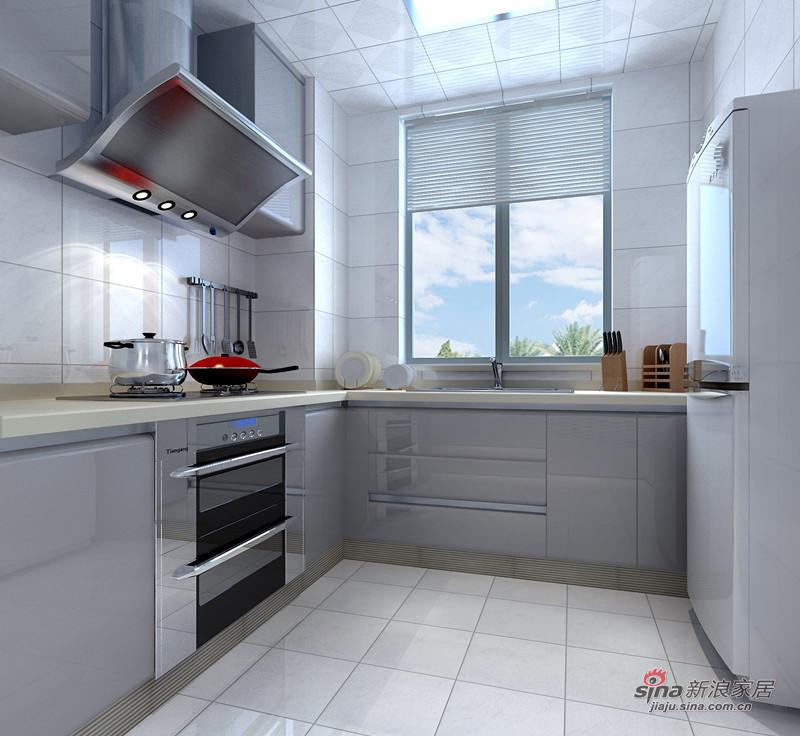 简约 二居 厨房图片来自用户2739153147在我的专辑227507的分享