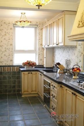 田园 简约 其他 厨房 80后 实用 背景墙图片来自用户2737946093在5万富力阳光80平田园2居室54的分享