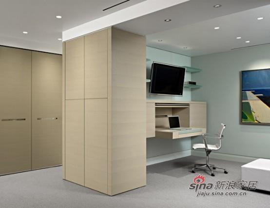 简约 一居 书房图片来自用户2558728947在极简风格 温馨公寓71的分享