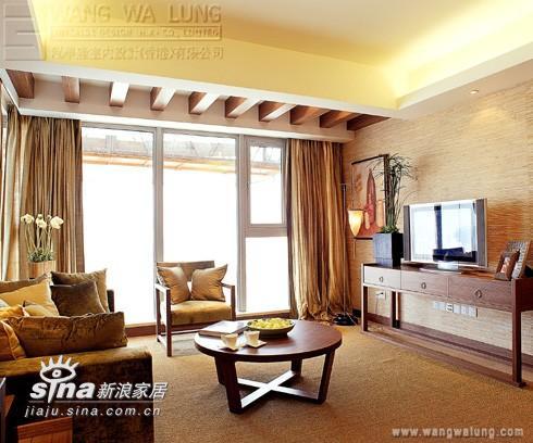 其他 二居 客厅图片来自用户2558746857在红顶国际样板45的分享
