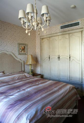 田园 别墅 卧室图片来自用户2737946093在450平联排别墅宁静的田园风格94的分享