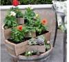 小花园,莫名的让我想到《借东西的阿丽埃蒂》!