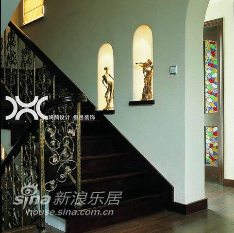 欧式 复式 客厅图片来自用户2746953981在复地爱伦坡15的分享