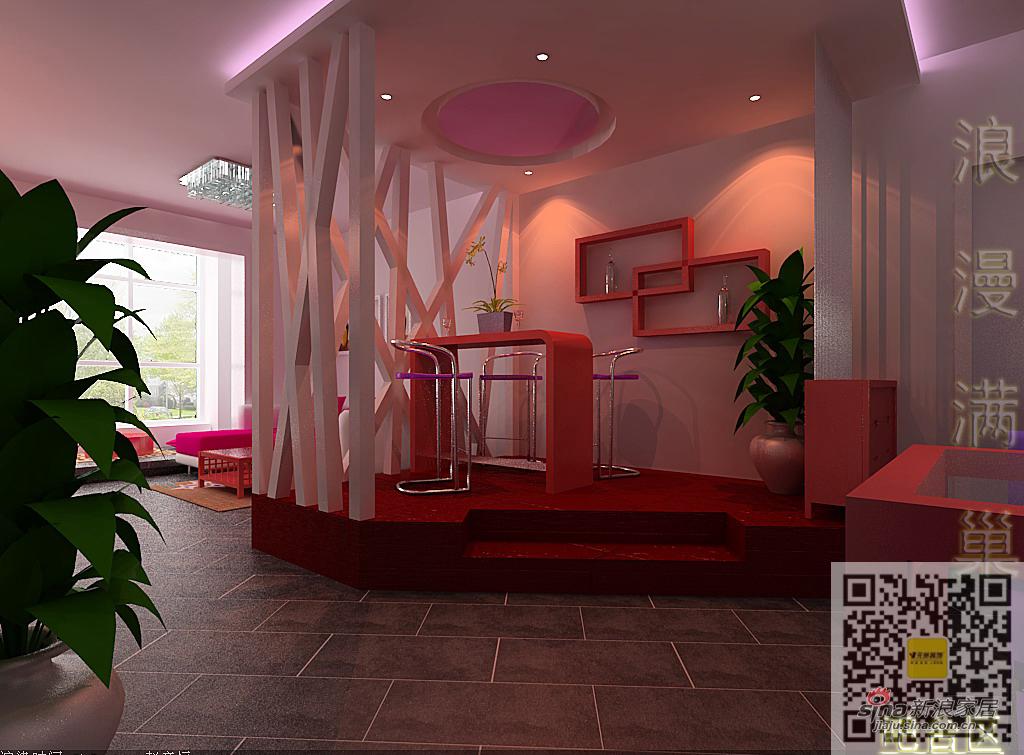 简约 二居 餐厅图片来自用户2738813661在现代简约两居室浪漫满巢56的分享