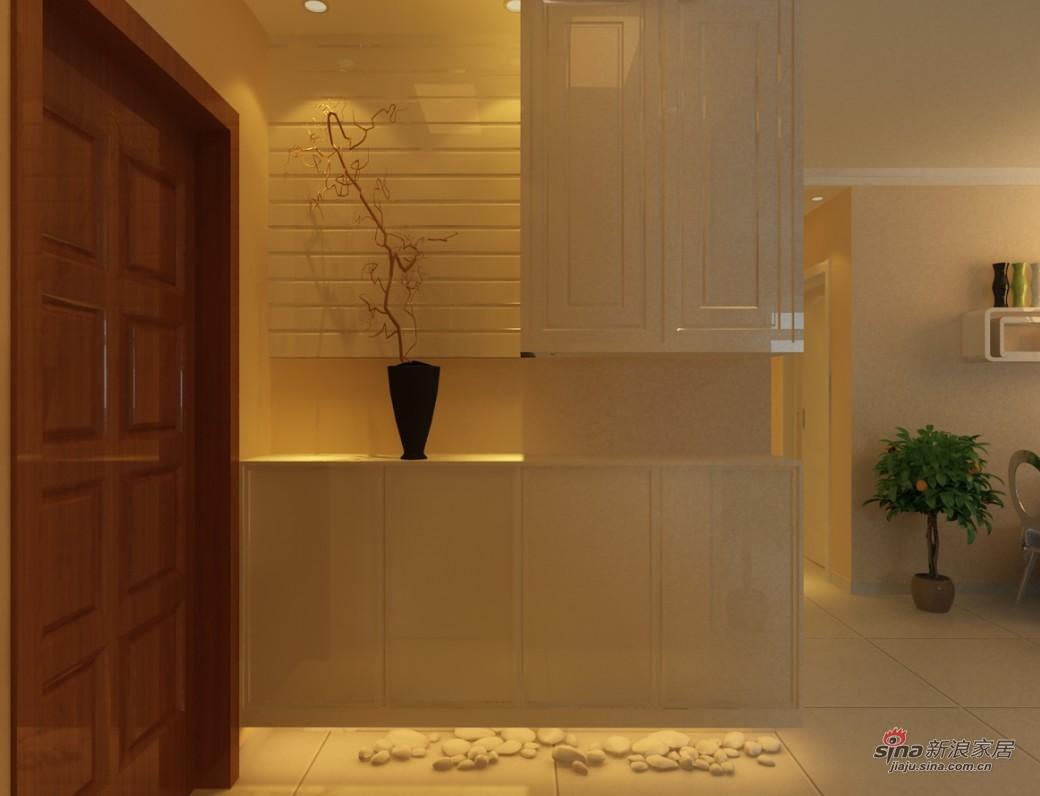 简约 二居 客厅图片来自用户2737759857在4.8万大气现代2居时尚空间46的分享