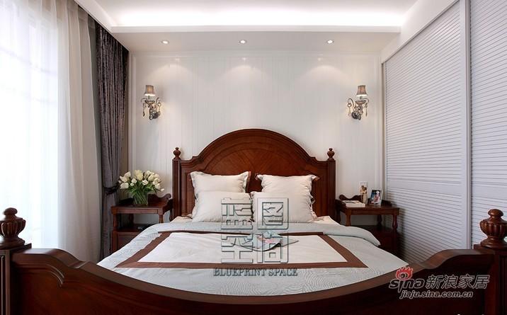 简约 三居 卧室图片来自用户2739378857在80后精装110平甜蜜婚房2居71的分享