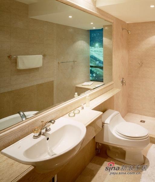简约 三居 卫生间图片来自用户2738820801在工薪族10万装现代时尚3室2厅51的分享