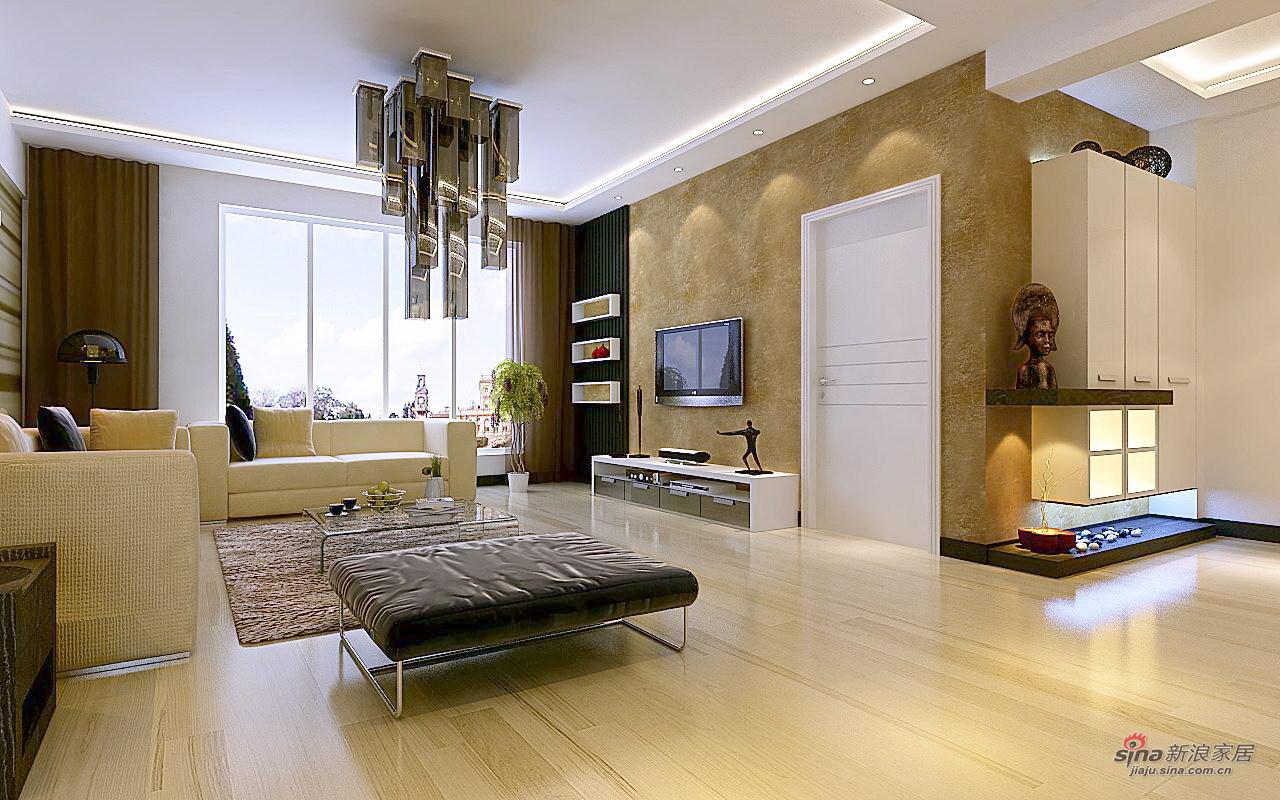 简约 四居 客厅图片来自用户2739081033在我的专辑627517的分享