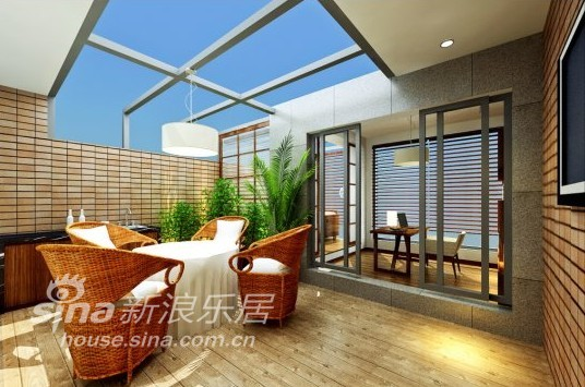 简约 别墅 阳台图片来自用户2558728947在阳光闲庭24的分享