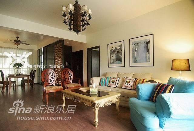 简约 四居 客厅图片来自用户2738829145在九月新作99的分享