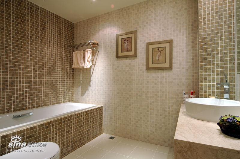 欧式 三居 卫生间图片来自用户2746948411在北欧风格48的分享