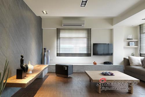简约 四居 客厅图片来自用户2558728947在15万打造简约家87的分享