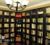 书房,宜家的书橱,挺大气的