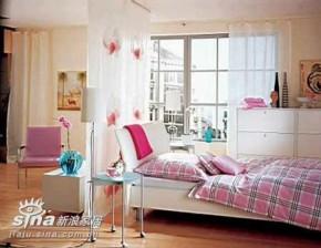 欧式 一居 卧室 宜家 简约 公主房 80后图片来自用户2772856065在快乐卧室48的分享
