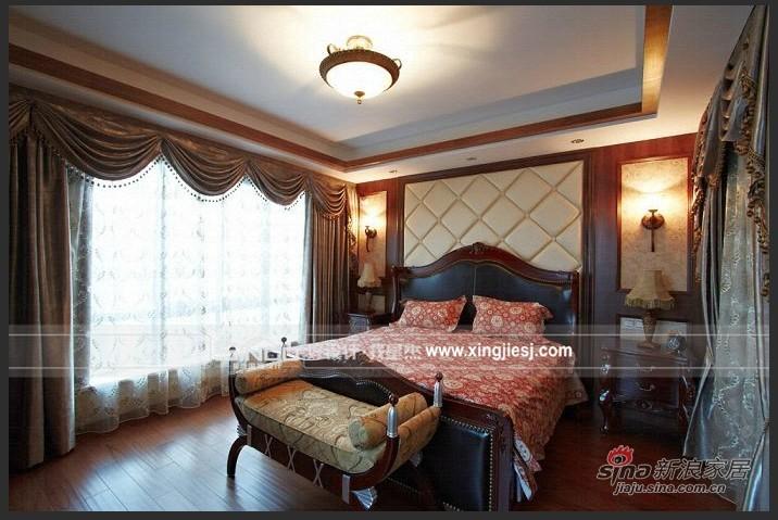 其他 复式 卧室图片来自用户2558757937在低调不失高贵的美式风格50的分享