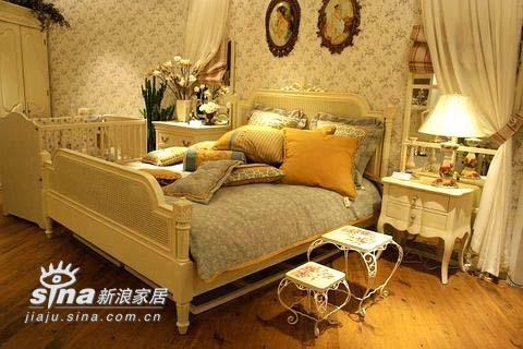 欧式 其他 卧室 田园 公主房图片来自用户2772856065在从容优雅的生活情调 20款英伦田园风格家居265的分享