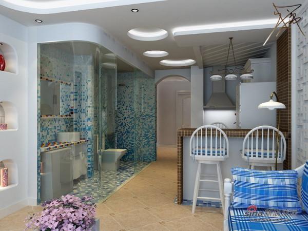 卫生间厨房效果图