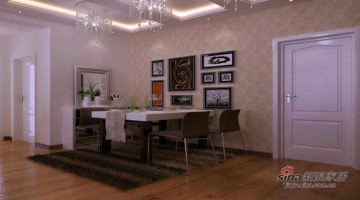 简约 二居 餐厅图片来自用户2737950087在我的专辑513904的分享