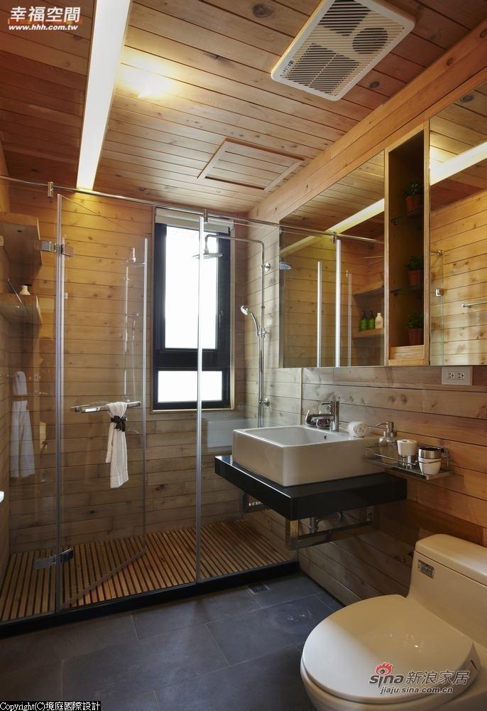 简约 二居 卫生间图片来自幸福空间在【高清】深呼吸!165平自然渡假宅29的分享