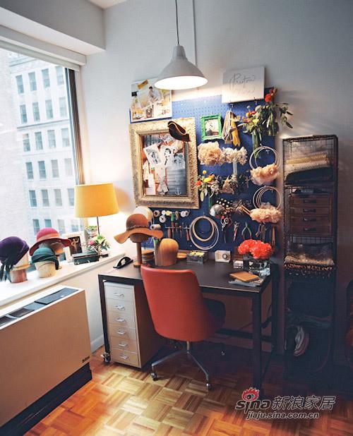67平1室1厅 欲望都市的怀旧时尚