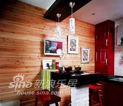 中式 二居 餐厅图片来自用户2737751153在大红配大绿31的分享