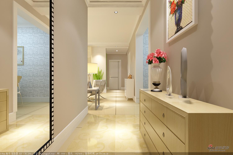 田园 四居 客厅图片来自用户2737791853在美景140平田园4居32的分享