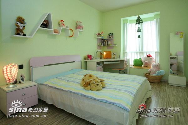 简约 二居 卧室图片来自用户2738820801在我的专辑894426的分享