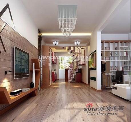 简约 复式 客厅图片来自用户2738813661在生活几何19的分享