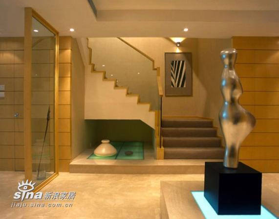 简约 跃层 楼梯图片来自用户2739378857在绚色50的分享