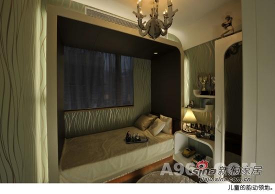 其他 四居 卧室图片来自用户2557963305在80后简欧四居装14.8万42的分享