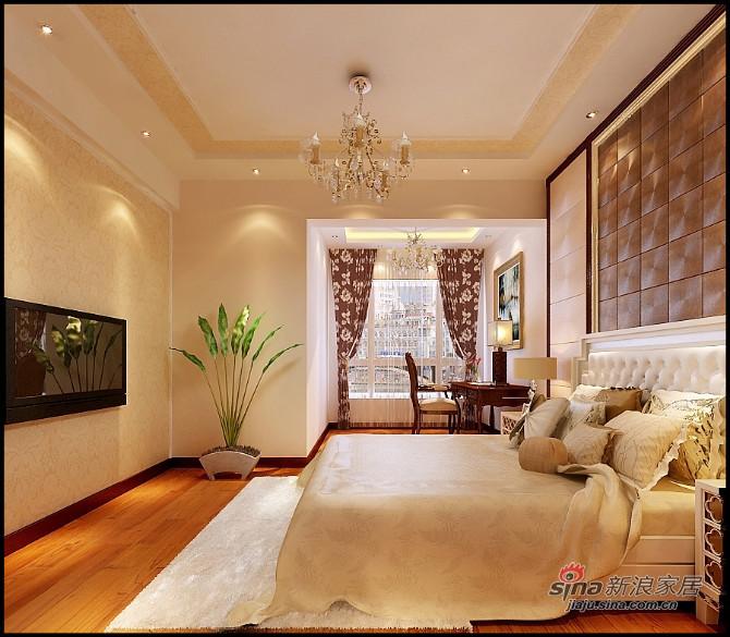 美式 四居 卧室图片来自用户1907686233在东湖湾美式风格25的分享
