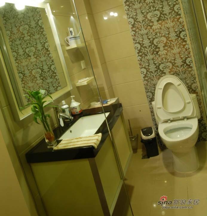 现代 二居 客厅图片来自用户2375967697在86平沉稳低调小空间84的分享