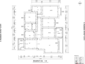 欧式风格漂亮四居室47