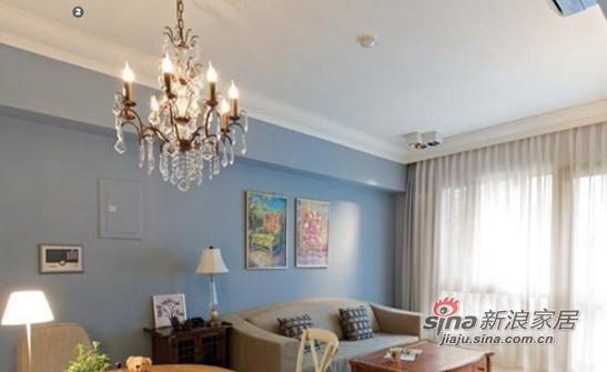 60平小户型欧式客厅装修