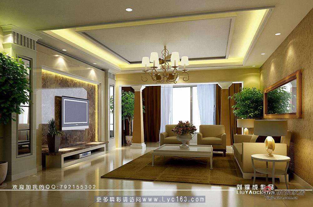 简约 三居 客厅图片来自用户2745807237在雅致--简约95的分享